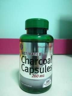 Holland & Barrett Activated Charcoal