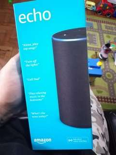 Amazon Echo 2nd Gen Brandnew