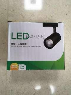 Black LED Warm Downlights 20w