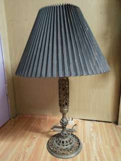 Brass Foot Lamps
