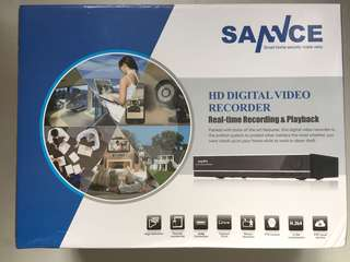 SANNCE DIGITAL VIDEO RECORDER (CCTV)
