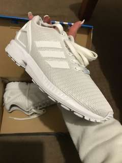 Adidas shoes worn once
