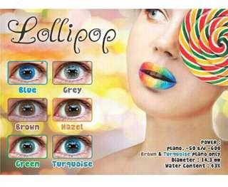 Softlens Lollypop