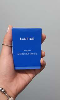 [IN STOCK] Laneige 3 items trial kits