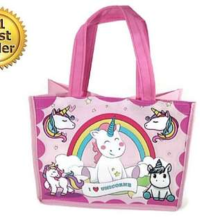 1for$1.20 12for$14 I Love Unicorn Goodie Bag or Gift Bag