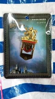 哈利波特 格萊芬多 書籤 英國購入 Harry Potter Gryffindor