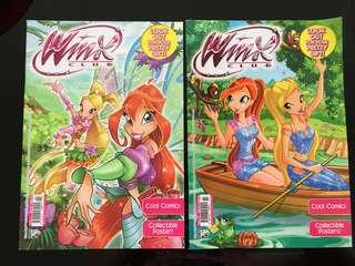 Winx club magazine (with postage)