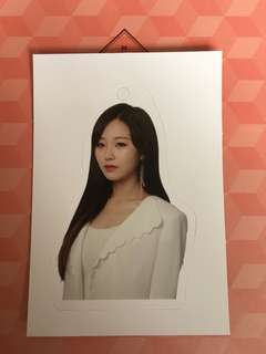 Lovelyz Sujeong Bookmark
