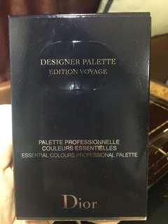 Dior唇膏胭脂眼影化妝盒