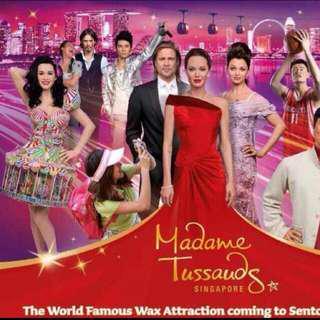 Madame Tussauds Singapore