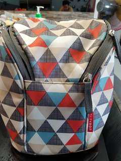 Skip Hop food insulator bag(new)