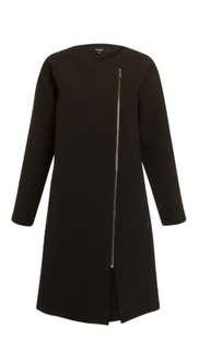 SABA black sz small jacket