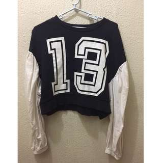 Stylenanda cropped pullover