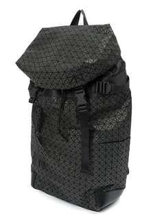 BAO BAO BAO ISSEY MIYAKE Hiker Backpack Matte Black