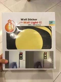 Wall Light Wall Sticker