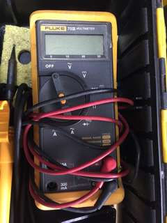 Fluke Multimeter 73 III