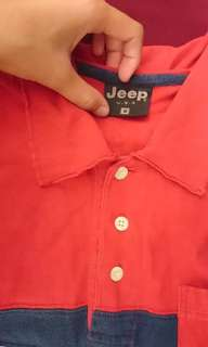 Jeep polo shirt