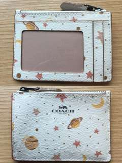 Coach Card Holder Space Skinny