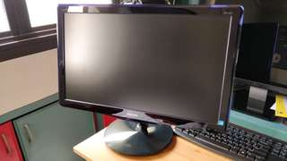 """23"""" Philips Full HD LED Screen 237EQPH"""