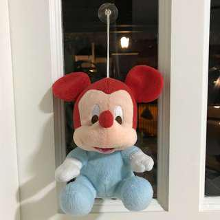 mickey mouse hanging toy