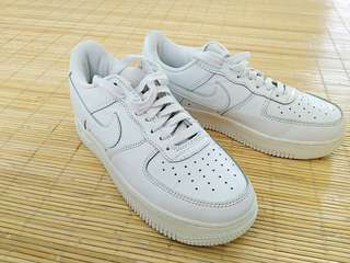 [Reprice] Nike Air Force White