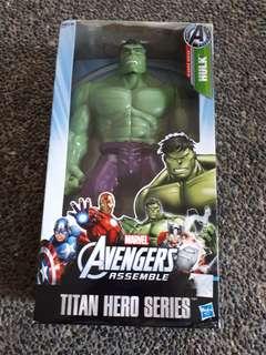 Hulk Titan Hero Series
