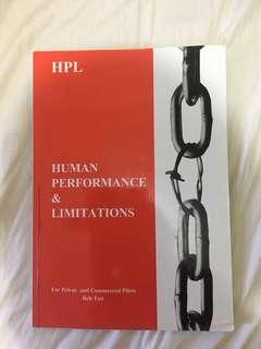 Bob Tait Human Performance and Limitations pilot textbook