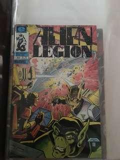Alien legion #7-#10