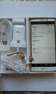 LG two sim V10   box set 96% new