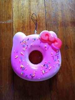 Hello Kitty Donut Replica (SQUISHY)