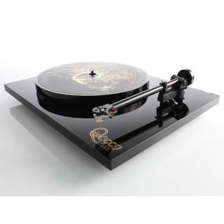 Queen by Rega limited edition turntable