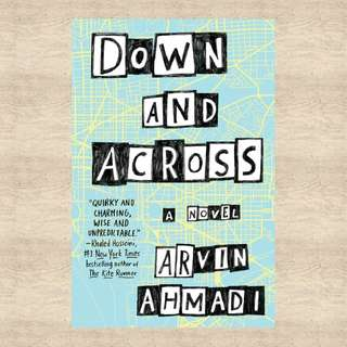 Arvin Ahmadi Down and Across
