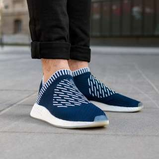 "Adidas NMD CS2 ""Navy"""