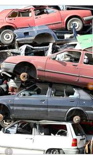 Buying scrap or used cars