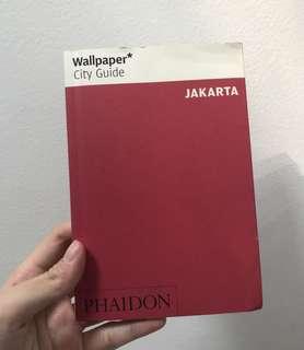 Phaidon wallpaper City Guide Jakarta