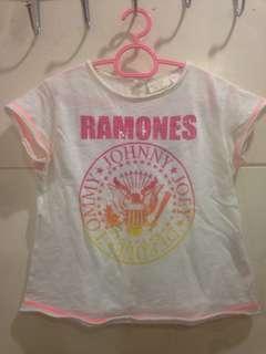 Zara Ramones Top