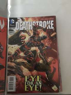 Deathstroke #2