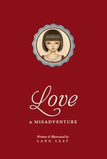 Love & Misadventure by Lang Leav paperback poetry book