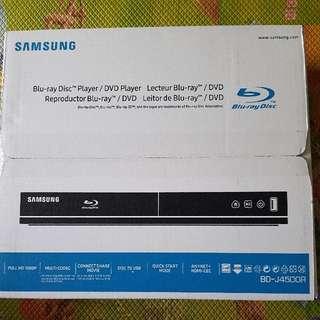 Samsung Blueray / DVD Player