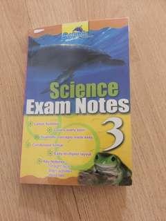 Primary 3 science exam notes