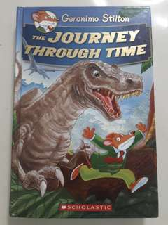 Geronimo Stilton - Journey through Time