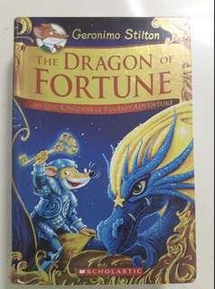 Geronimo Stilton - Dragon of Fortune