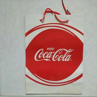Coca Cola Collectible Carrier