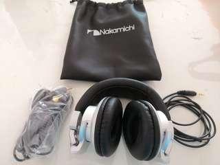 Nakamichi 耳機