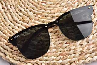 Rayban 太陽眼鏡 Rb3576 Blaze Clubmaster Sunglasses brand new full packages original made in Italy ray ban