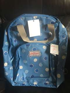 Cath Kidston blue colour backpack