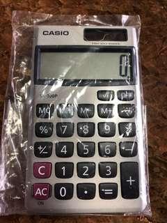 Casio 小型計算機