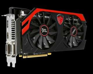 MSI R9 290 4G + Accelero Xtreme III