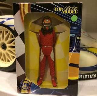 1/18 Figurines Valentino Rossi.