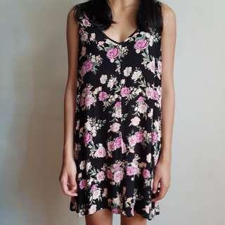 Forever 21 | Floral Dress